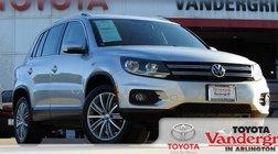 2013 Volkswagen Tiguan AWD