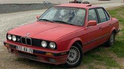 1991 BMW 3 Series 318i