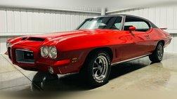 1972 Pontiac Le Mans