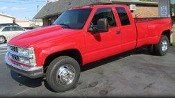 1995 Chevrolet C/K 3500 Ext. Cab 4WD