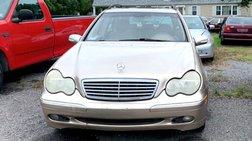 2003 Mercedes-Benz C-Class C 320 4MATIC