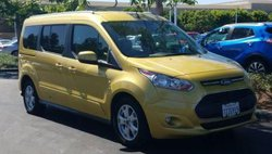 2017 Ford Transit Connect Wagon Titanium