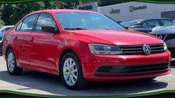 2015 Volkswagen Jetta 1.8T SE