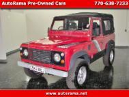 1990 Land Rover Defender Soft Top