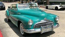 1947 Buick 1947 BUICK SUPER 56-C CONVERTIBLE