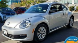 2016 Volkswagen Beetle 1.8T w/Leather, Touch Screen & Alloy Wheels!