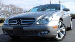 2010 Mercedes-Benz CLS-Class CLS 550