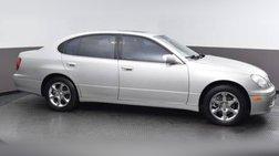 2002 Lexus GS 300 Base