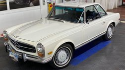 1971 Mercedes-Benz SL-Class - TWO TOP CONVERTIBLE - VERY CLEAN - SEE VIDEO