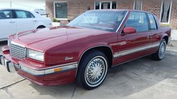 1990 Cadillac Eldorado Base