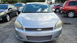 2013 Chevrolet Impala LT Fleet
