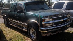 1995 Chevrolet C/K 1500 Ext. Cab 8-ft. Bed 4WD