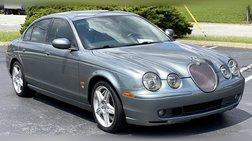 2003 Jaguar S-Type R Base