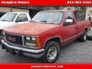 1989 GMC  Reg. Cab 6.5-ft. Bed 2WD