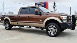 2011 Ford Super Duty F-350 King Ranch