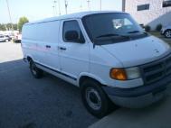 2001 Dodge Ram Van Base