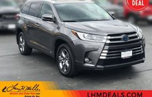 2018 Toyota Highlander Hybrid Limited Platinum