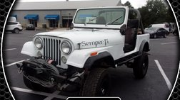 1985 Jeep CJ-7 Base