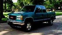 1995 GMC Sierra 1500 SLS