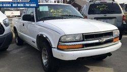 2000 Chevrolet  Ext. Cab 2WD