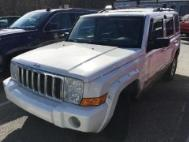 2007 Jeep Commander Limited