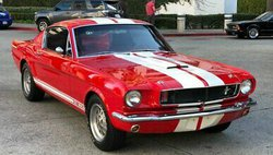 1965 Ford Mustang Fastback FULLY RESTORED SHELBY GT350 REPLICA