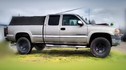 2002 GMC Sierra 2500HD Base