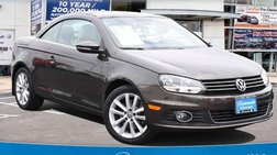 2014 Volkswagen Eos Komfort Edition