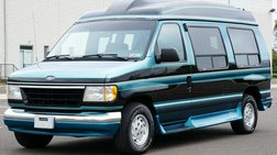 1992 Ford E-Series Van E150 Centaurus XL Luxury Hightop Convers