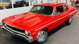 1969 Chevrolet Nova - YENKO DECALS - 454 BIG BLOCK - SEE VIDEO