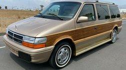 1991 Dodge Grand Caravan LE