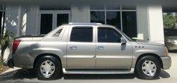 2002 Cadillac Escalade EXT Base