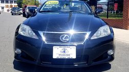 2010 Lexus IS 350C Base