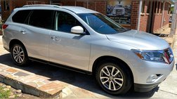 2015 Nissan Pathfinder 2WD 4dr S