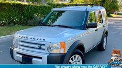 2005 Land Rover LR3 SE