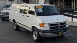 2001 Dodge Ram Van Unknown