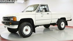 1986 Toyota Pickup Deluxe