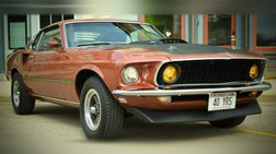 1969 Ford Mustang MACH 1 SHOW QUALITY RUNS & DRIVES INCREDIBLY WELL
