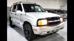 2002 Chevrolet Tracker LT