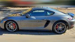2017 Porsche 718 Cayman S