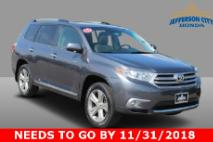 2012 Toyota Highlander Limited