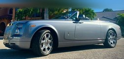 2011 Rolls-Royce Phantom Drophead Coupe Base