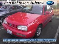 1995 Volkswagen Cabrio Base