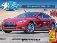 2014 Tesla Model S Performance
