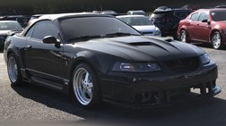1999 Ford Mustang SVT Cobra Base