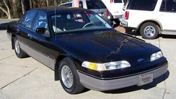 1992 Ford Crown Victoria Touring