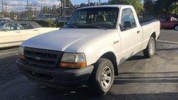 1998 Ford Ranger Short Bed