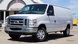 2013 Ford Econoline Cargo Van E-250