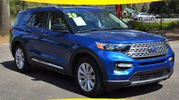 2020 Ford Explorer Hybrid Limited