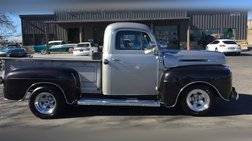 1949 Ford F-100 Short Bed